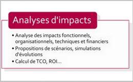 analyses d'impact